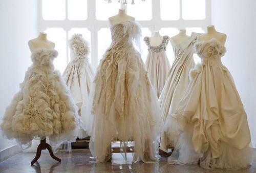 сукні, весілля