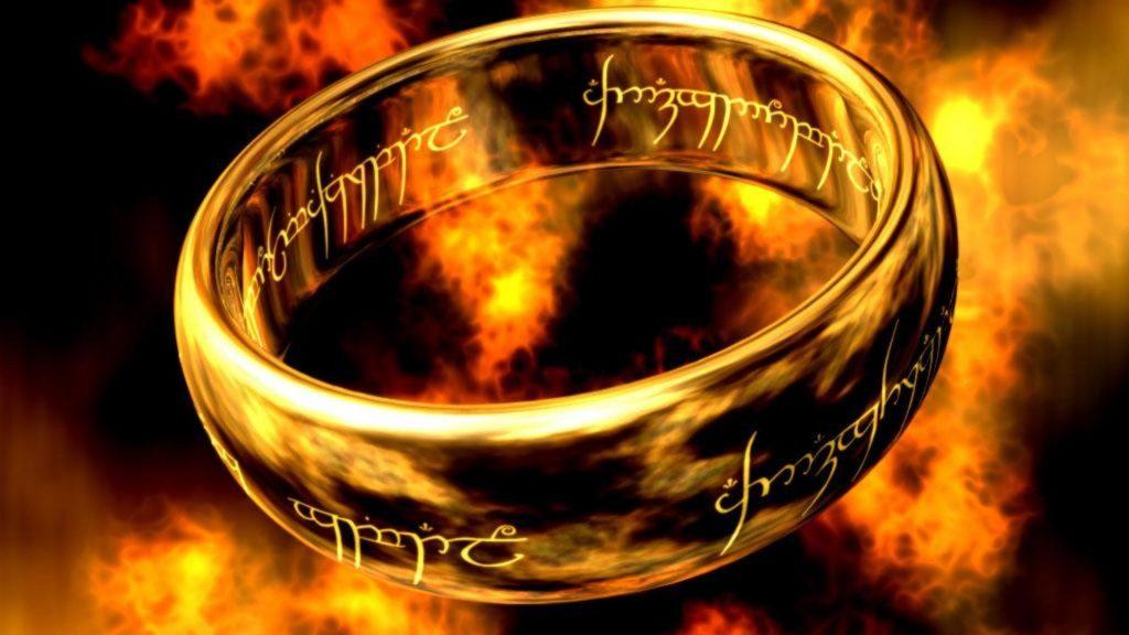 Перстень, кільце дракона
